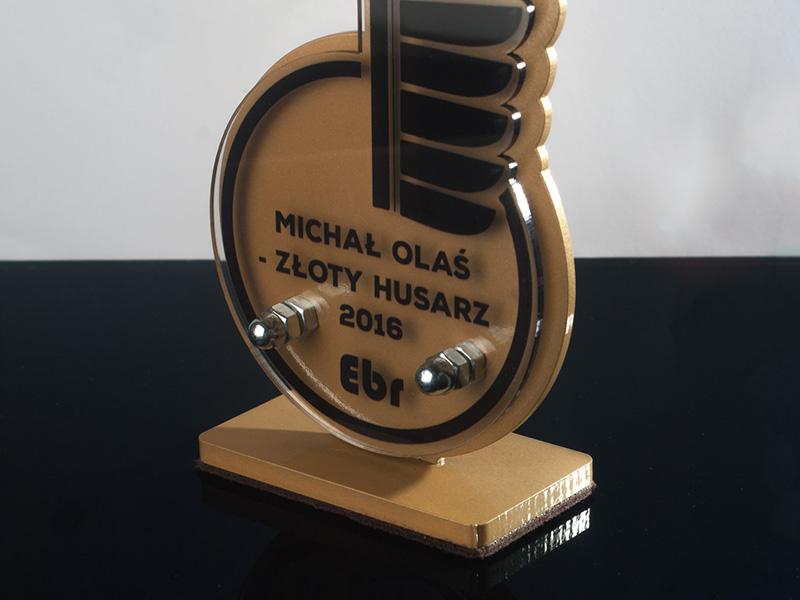 Spersonalizowana statuetka dla najlepszego boksera