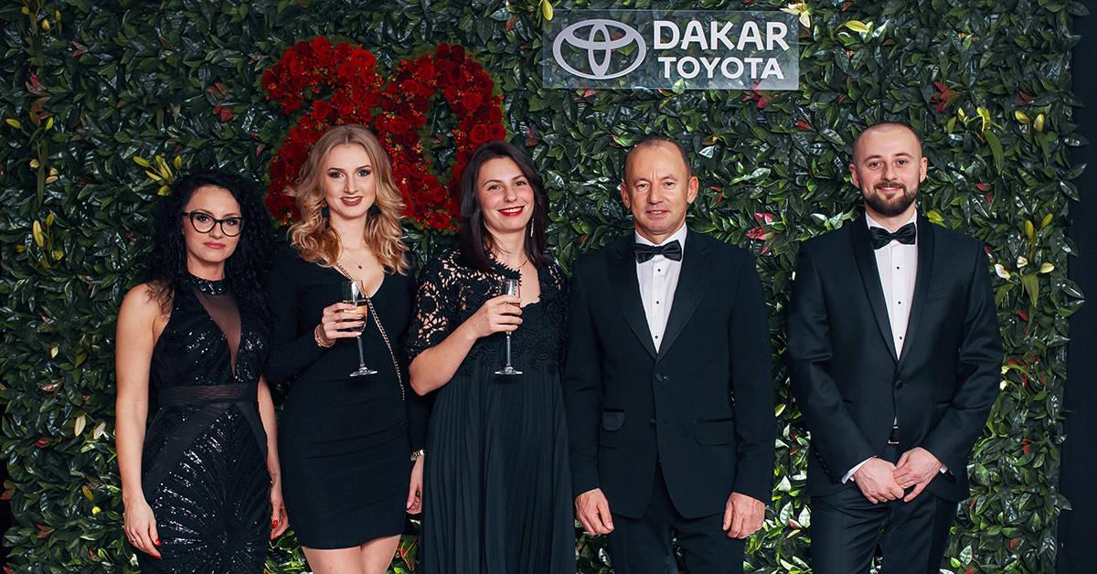 Uroczystość 20-lecie Dakar-Toyota Rzeszów